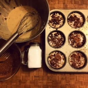 Ellwanger Banana Breakfast Muffins