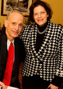 John Waters at the Ellwanger Estate